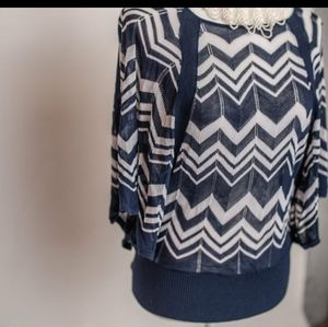 Anne Fontaine striped tunic top